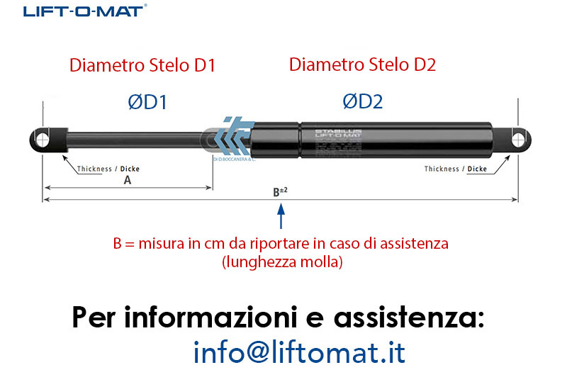 assistenza lift-o-mat